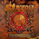 saxon - into the labyrinth CD 2009 steamhapper spv germany 13 tracks used like new