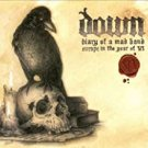 down - diary of a mad band: europe in the year of VI 2CDs + DVD 2010 down records used like new