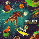 capital cities - in a tidal wave of mystery CD 2013 lazyhooks capitol used like new