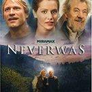 neverwas - aaron eckhart + ian mckellen DVD 2007 miramax 108 mins PG-13 used like new