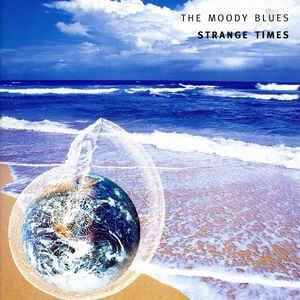 moody blues - strange times CD 1999 universal 14 tracks used near mint UD53565