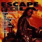 music from and inspired by john carpenter's escape from L.A. CD 1996 atlantic BMG Direct like new
