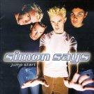 simon says - jump start CD 1999 hollywood 12 tracks used like new