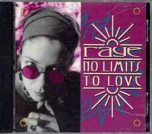 raye - no limits to love CD metro canada 11 tracks used like new