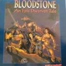 bloodstone an epic dwarven  tale CD-ROM 1992 mindcraft software used like new