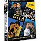 DTLA downtown los angeles with bonus: DTLA after dark DVD 3-discs 2014 vei used