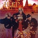 uriah heep - moscow and beyond DVD 2002 classic rock legends used like new