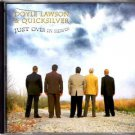 doyle lawson & quicksilver - just over in heaven HDCD 2000 sugar hill 14 tracks used like new