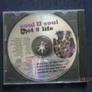 soul II soul - get a life CD single 1990 warner 4 tracks used mint