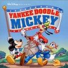 yankee doodle mickey CD 2002 walt disney 10 tracks used like new