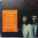 st. paradise - st. paradise CD 2017 rock candy 9 tracks used like new