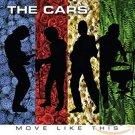 cars - move like this CD 2011 hear music 10 tracks used