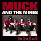 musck and the mires - 1-2-3-4 CD 2006 voodooful amp records 9 tracks used like new