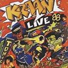 kraan - live 88 CD deluxe edition 2005 revisited spv digipak new