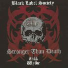 black label society - stronger than death - zakk wylde CD 2000 spitfire used like new