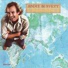 jimmy buffett - somewhere over china CD 1981 MCA 9 tracks used MCAD-31168