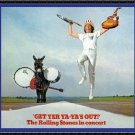 rolling stones in concert: get yer ya-ya's out SACD DSD 2002 abkco digipak used like new