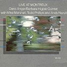 darol anger / barbara higbie quintet w/ marshall phillips & narell - live at montreux CD 1985
