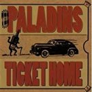 the paladins - ticket home CD 1994 sector II 11 tracks used