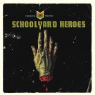 schoolyard heroes - fantastic wounds CD 2005 control group 10 tracks new