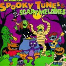 dr. dimento prsents spooky tunes - scary melodies CD 1994 rhino 9 tracks used like new