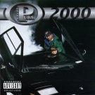grand puba - 2000 CD 1995 elektra 11 tracks used mint
