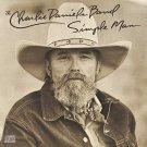 charlie daniels band - simple man CD 1989 CBS epic used EK45316