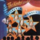 celluloid heroes - kinks' greatest CD 2001 konk koch velvel 18 tracks used like new