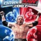 PSP greatest hits - WWE smack down vs raw 2007 2006 THQ Teen used