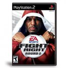 playstation 2 greatest hits - fight night round 2 EA sports 2005 Teen used like new