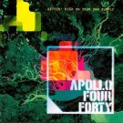 apollo four forty - gettin' high on your own supply CD 1999 stealth sony used like new