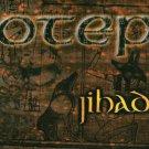 otep - jihad CD ep 2001 capitol 5 tracks used like new