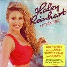 haley reinhart - listen up! CD 2012 19 interscope 10 tracks new