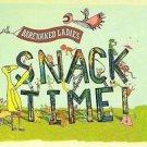 barenaked ladies - snak time! CD 2008 desperation 24 tracks used like new