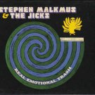 stephen malkmus & the jicks - real emotional trash CD 2008 matador used like new