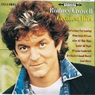 rodney crowell - greatest hits CD 1993 columbia used like new