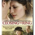 closing the ring - shirley maclaine + christopher plummer + neve campbell DVD weinstein 2009 R