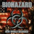 biohazard - new world disorder enhanced-CD 1999 mercury king rush 14 tracks used like new
