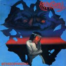 sepultura - schizophrenia CD 1987 roadrunner cogumelo 10 tracks used like new