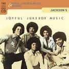 jackson 5 - joyful jukebox music + boogie + a bonus track CD 2004 universal japan used