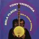 bela fleck + tony trischka - solo banjo works CD 1992 rounder 25 tracks used like new