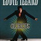 eddie izzard - glorious DVD 2004 Ella Universal 99 minutes used like new