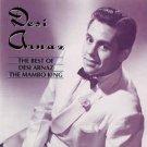 desi arnaz - best of desi arnaz the mambo king CD 1992 RCA 16 tracks used