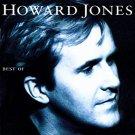 howard jones - best of CD 1993 warner elektra 18 tracks used like new