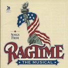 songs from ragtime the musical CD 1996 livent bmg 21 tracks new
