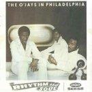 o'jays - o'jays in philadelphia CD 1994 sony epic legacy 11 tracks new