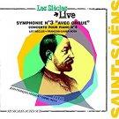 Saint-Saëns Symphony No. 3 / Piano Concerto No. 4 - les siecles / francois-xavier roth CD 2010