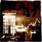black 47 - fire of freedom CD 1993 SBK EMI BMG Direct 14 tracks used mint