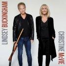 lindsey buckingham + christine mcvie CD digipak 2017 atlantic 10 tracks new