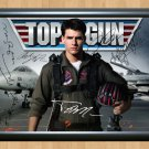 """Top Gun Full Cast Tom Cruise Signed Autographed Poster Print Photo Movie mo91 A4 8.3x11.7"""""""""""